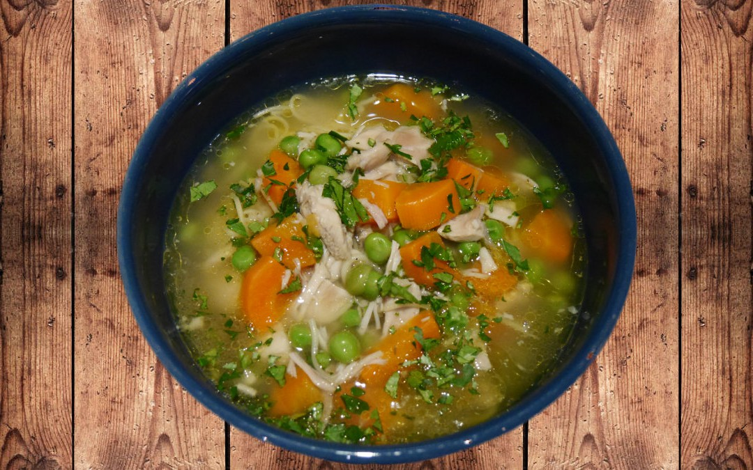 Rezept Hühnersuppe