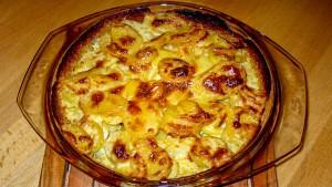 Kartoffelgratin Rezept ALDI Einkaufen