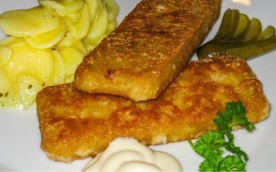 Rezept Knusper-Fischfilet