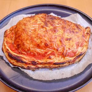 Rezept Pizza Calzone