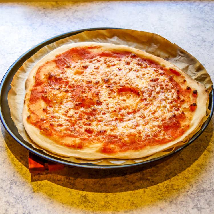 italienischer pizzateig ohne ruhezeit
