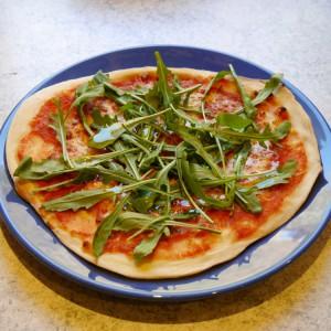 Rezept Pizza Parma