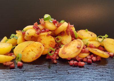 Bratkartoffeln selbstgemacht