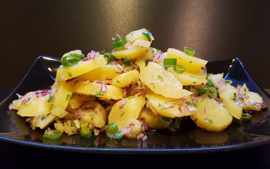 Kartoffelsalat selbstgemacht